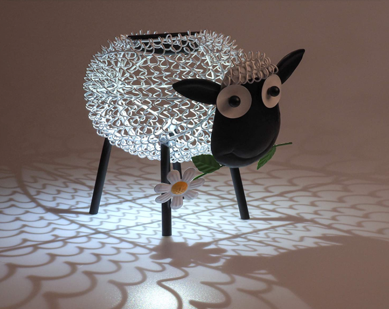 Sheep Solar Garden Light